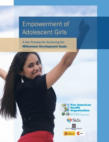 Empowerment of Adolescent Girls - Bad Request - PAHO/WHO