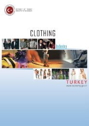 Clothing Industry in Turkey - Turkey Contact Point