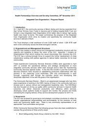ico-29112011[1] - Meetings, agendas, and minutes - Brent Council