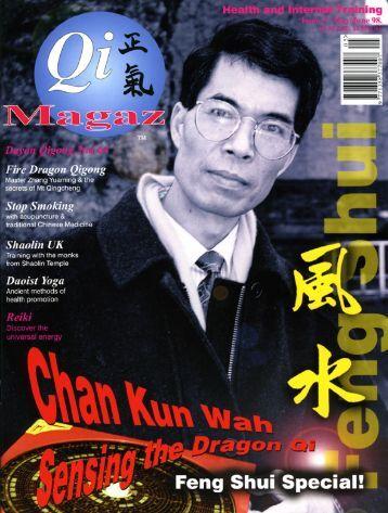 Issue 37 - Tse Qigong Centre