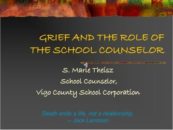 Students and Grief