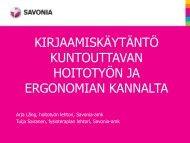 Esitys (pdf) (522.4 KB) - Sotergo