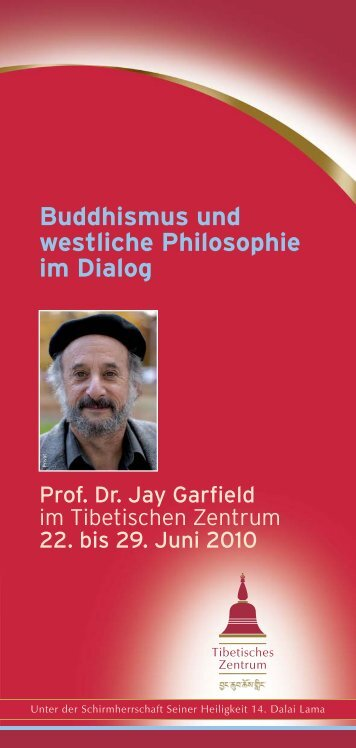 Buddhismus und westliche Philosophie im Dialog