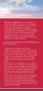 Buddhismus und westliche Philosophie im Dialog - Seite 3
