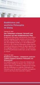 Buddhismus und westliche Philosophie im Dialog - Seite 5