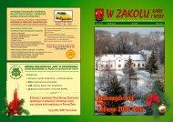 Numer 4/2005 - Gminne Centrum Kultury Czytelnictwa i Sportu w ...
