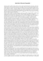 Intervista a Giovanni Impastato - Nakata Impastato
