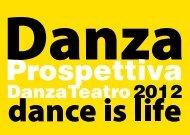 Prospettiva Danza Teatro - PadovaCultura - Comune di Padova