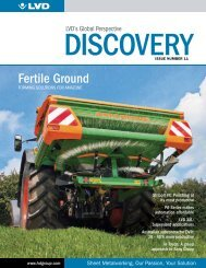 Discovery Newsletter 11 - LVD