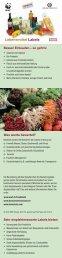 Lebensmittel Labels
