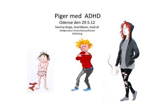 Piger med ADHD