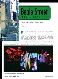 Beale Street M U S I C ------F E S T I V A L - Allstar Audio Systems ...