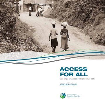 Final Report - Reproductive Health Supplies Coalition