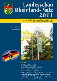 Landesschau Rheinland-Pfalz 2011 - Fachverband der ...