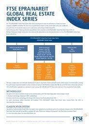 ftse epra/nareit global real estate index series