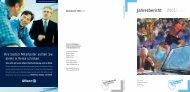 Jahresbericht 2001 / 2002 (1,2 MB) - Gewerbeverband Bayern eV