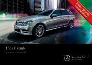 Třída C – kombi - Mercedes-Benz PRAHA