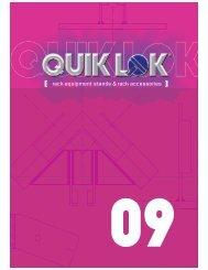 Rack Equipment Stands & Rack Accessories - Quiklok