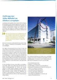 Einführung einer Klinikum Ludwigshafen