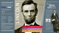 LINCOLN - the State Historical Society of North Dakota