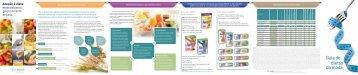 Guia de dietas da moda - Nestlé