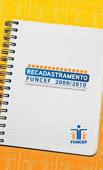 Recadastramento de aposentados(as) e pensionistas da FUNCEF