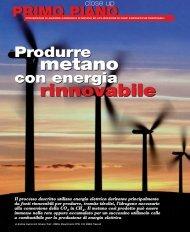metano rinnovabile metano rinnovabile - Promedianet.it