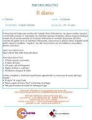 Il diario - Istituto Scolastico Comprensivo Lorenzo Lotto, Jesi
