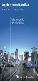 Metropolis of Mobility - messelogo