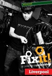 workshop - Evans Cycles