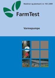 Varmepumpe - LandbrugsInfo