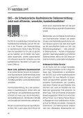 TOP Informationen Veranstaltungen 2011 - KV Schweiz - Page 6