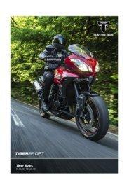 Laden Sie die Broschüre herunter - Triumph Motorrad Deutschland