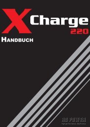 Anleitung X-Charge 220 pfade.indd 1 01.11.2007 00:09:13 - RC-Toy