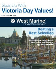 May Flyer PDF - West Marine
