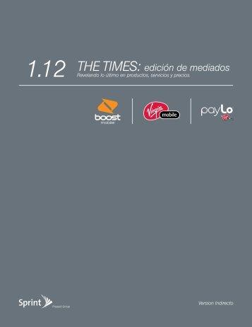 1.12 THE TIMES: edición de mediados - Hyperlink