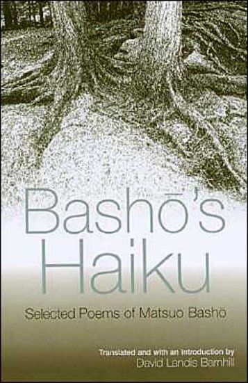 an approach to basho's haiku principle Haikus by the japanese poet matsuo basho center the haiku on the page when it's done place the haiku in the center of the page and center the lines so it.