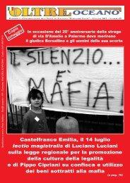 Giugno 2012 II Numero - Istituto Italiano Fernando Santi
