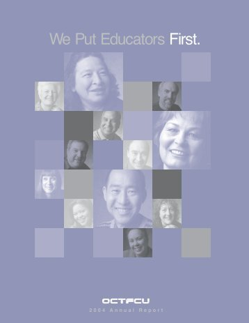 We Put Educators First. - SchoolsFirst Federal Credit Union