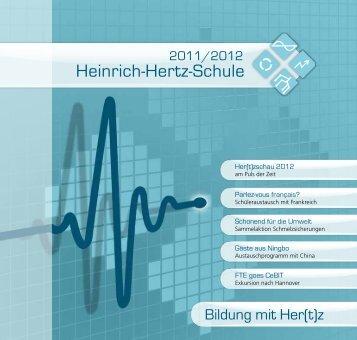Jahresschrift_2012 - hhs.ka.bw.schule.de