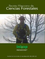 Vol. 4 Num. 15 - Instituto Nacional de Investigaciones Forestales ...