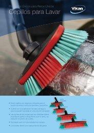 Cepillos para Lavar Product sheet - Vikan