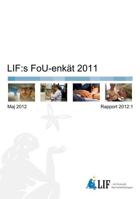 FoU-rapporten 2012 - LIF
