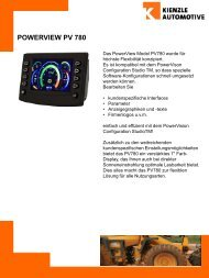 VDO Temperatursensor mit warnkontakt Boot Marine 100C 323-803-004-001D