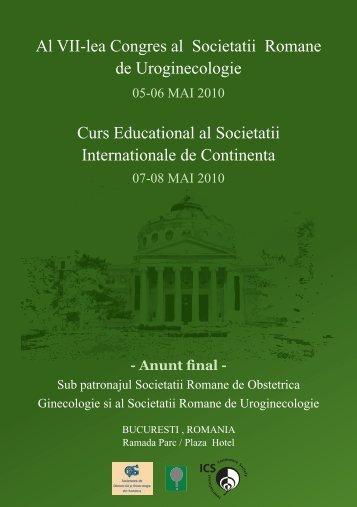Programul Stiintific - PaginaMedicala.ro