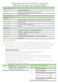 Programul Stiintific - PaginaMedicala.ro - Page 3