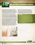 Soy-BaSed TherMoSeT PlaSTicS - Soy New Uses - Page 4