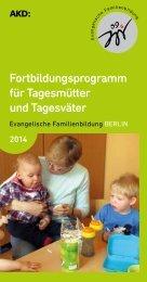 Tagespflegepersonen 2014.pdf - Evangelische ...