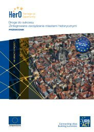 Droga do sukcesu - Zintegrowane zarządzanie miastami ... - Lublin