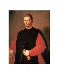 Who Was Machiavelli